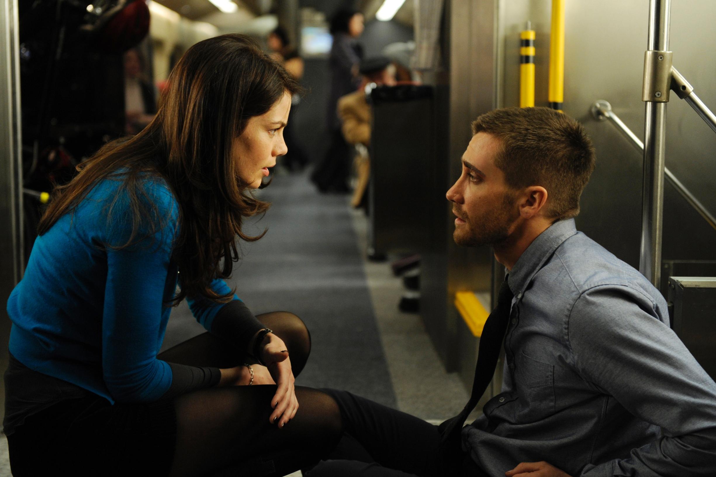 Source Code - 2011 movie