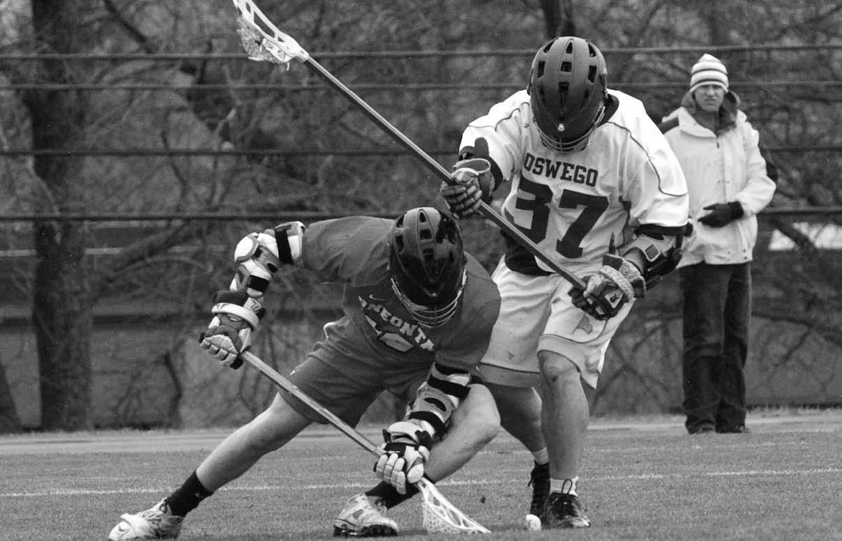 Sal Valenti vs Zak Fazio lacrosse