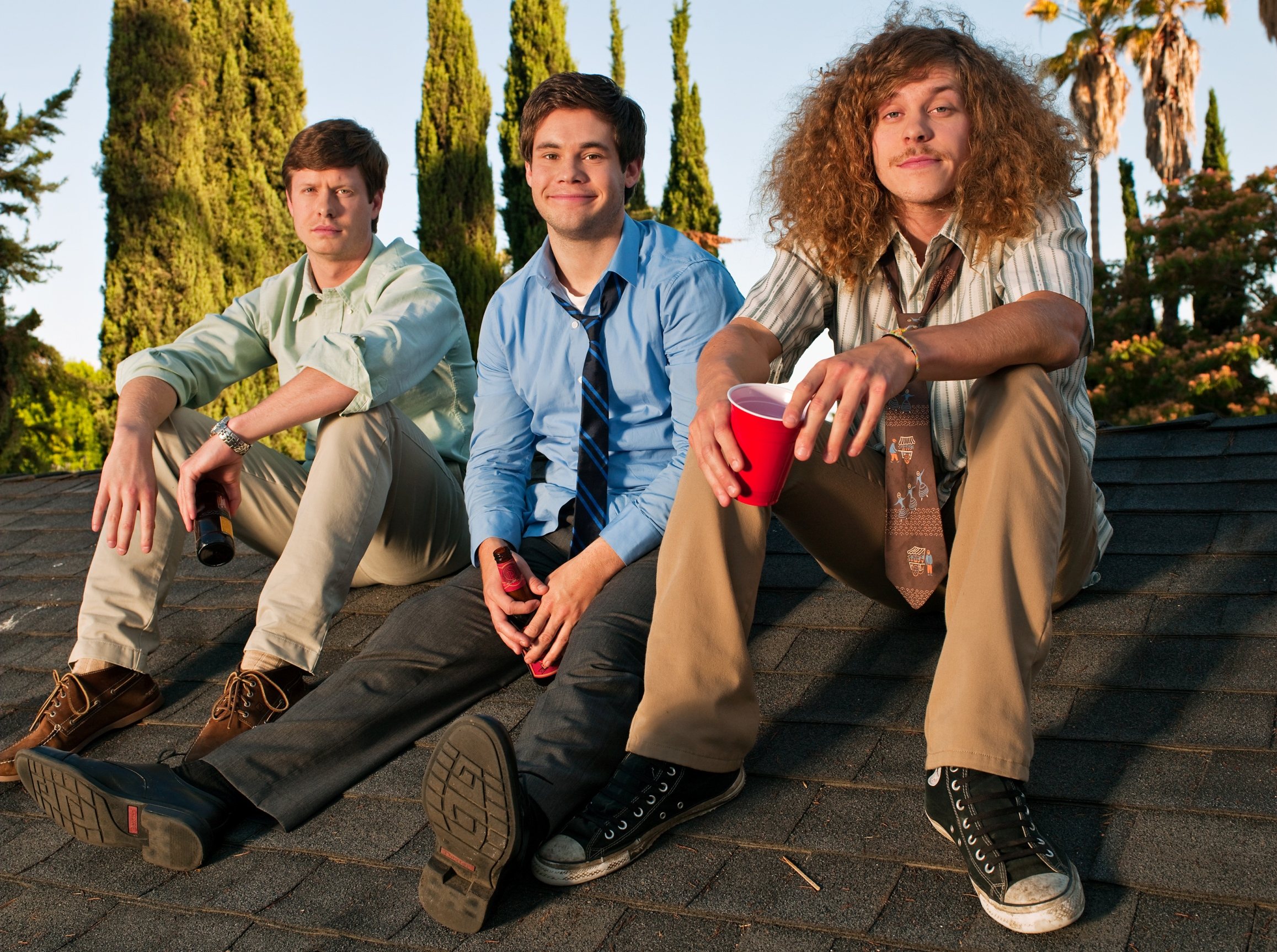 Workaholics Cast