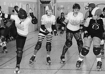 Oz Roller Girls