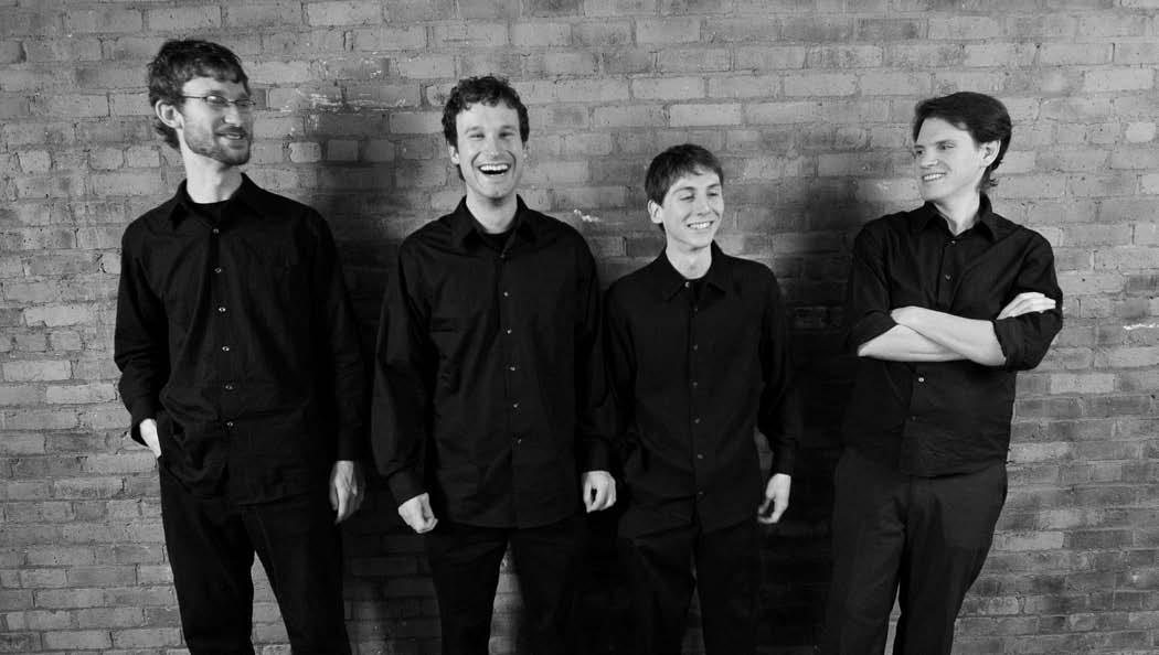 Quartet of Happiness