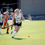 """Collins' two goals, aggressive style lead Oswego State to win against Brockport"""
