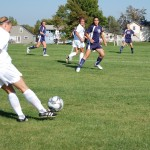 Offense continues to impress as women's soccer nets six goals against Cazenovia