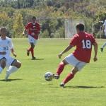 """""""Stunning overtime loss continues men's soccer's goal-less streak"""""""