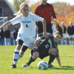 Playoff hopes dwindle as women's soccer loses to Fredonia