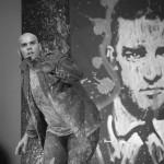 Portrait artist visits Oswego