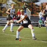 Field hockey inches closer toward season goal with win over Ithaca