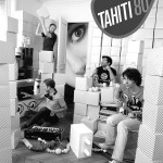 Take a trip with Tahiti 80 to the 'Activity Center'