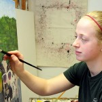 Annual exhibition shows off student art
