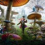 Burton brings Alice back to Wonderland