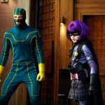 Teenage superheroes 'kick-ass'