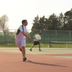 Men's tennis coach position remains vacant