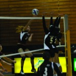 St. John Fisher spoils volleyball home opener
