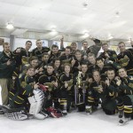 Club hockey team wins weekend tournament