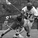 Salerno's last-second goal sinks men's lacrosse