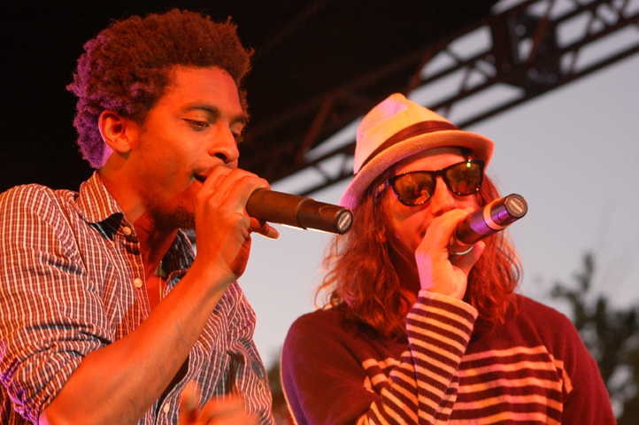 Shwayze and Cisco 1