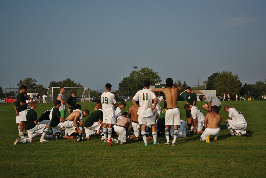 Oswego State Men's Soccer Tournament