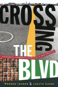 """Crossing the BLVD"" was performed by Judith Sloan"
