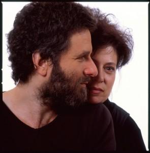 Artists Warren Lehrer and Judtih Sloan