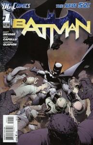 Batman-#1