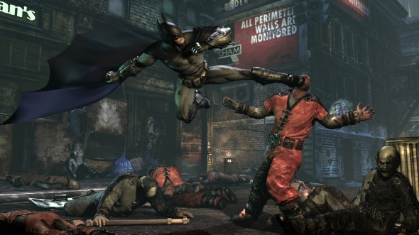"""Batman: Arkham City"""
