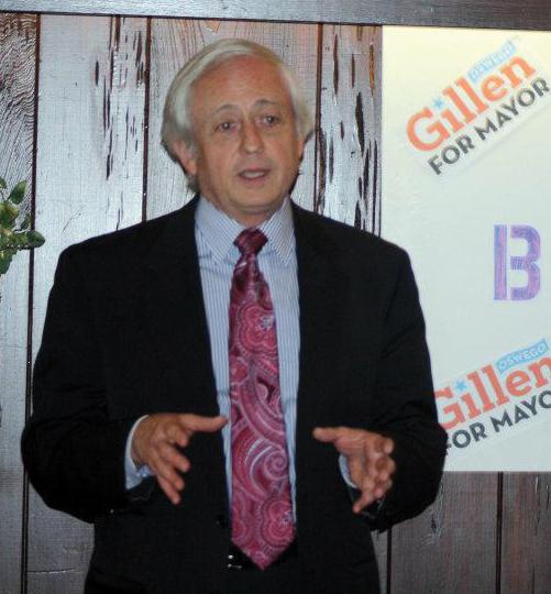 Tom Gillen