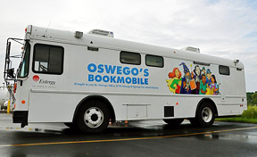 Oswego's Bookmobile