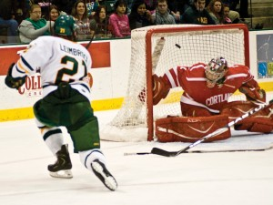 2011-12 season begins for Men's Ice Hockey