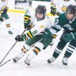 Women's hockey aims for top of ECAC