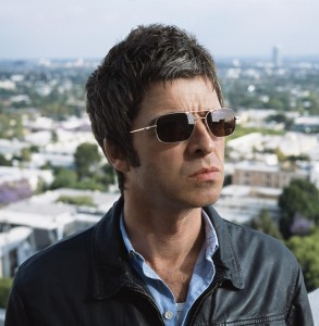 "Noel Gallagher of Oasis has released ""High Flying"""