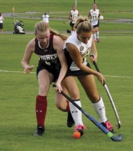 Women's Field Hockey 11/4/2011