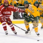 Men's hockey maintains No. 2 ranking with seven wins in last eight contests