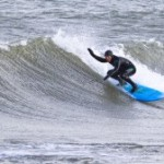 Surf's up on Lake Ontario