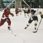 Women's hockey learns from losses
