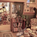 Secondhand bookstore has tea, cozy atmosphere