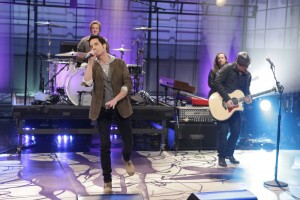 "Known for their radio hit ""Hey Soul Sister,"" Train gains recognition with the release of their fourth top 10 album and highest-charting album in the United States. ""California 37"" reaches stores in time for summer."