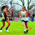 Women's lacrosse honors six seniors in conference loss