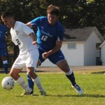 Men's soccer off to slow start