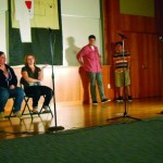Improv comedy thrives