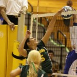 Volleyball reaches playoffs for 1st time since 1996 season