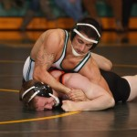 Wrestling comes back to take down RIT