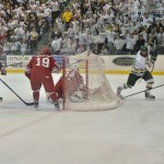 Lakers fall in Whiteout game 2-1