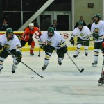 Men's hockey advances to final