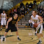 Men's basketball dumps Brockport