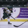 Melissa Seamont was just 4-years-old the first time she put on skates. Fast-forward 16 years later and she is the leading point scorer for the Oswego State women's hockey team....
