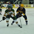 The No. 3 seed Oswego State women's hockey team was upset in the first round of the ECAC West playoffs by No. 6 seed Neumann University in a heart-breaking 3-0...