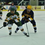 Women's hockey season over with loss to Neumann
