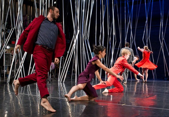 According to Brian Brooks his performances command awareness of the possibilities within dance. (Photo provided by davidbazemore.com)