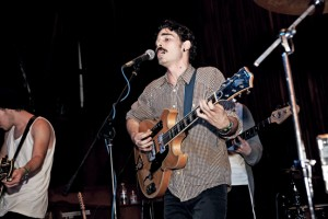 Indie rock band, Local Natives is based in Los Angeles. (Photo provided by nme.com)