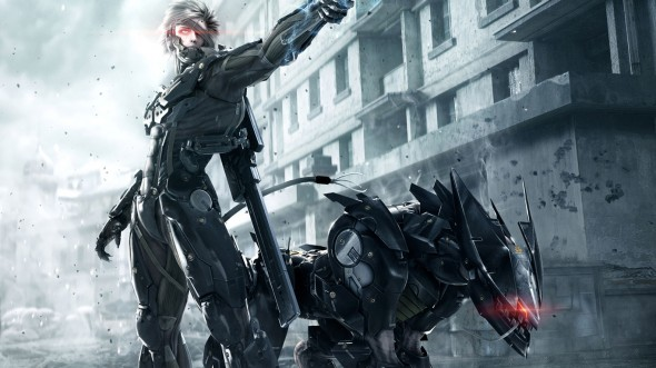 """Metal Gear Rising: Revengeance"" upgrades by discarding the usual slow style for a more fast-paced flow. (Photo provided by psu.com)"